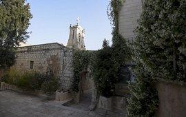 Исцеляющее дерево и дом Анны в Иерусалиме