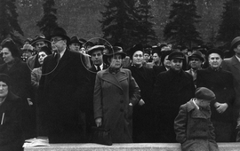 Атомная бомба в СССР - Резидент