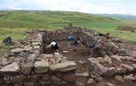 Хронология археологических раскопок в Армении