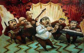Уникальная выставка художника Седрака Великодного