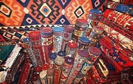 Древнее искусство ковроделия