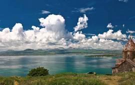 История и легенды древнего озера Севан