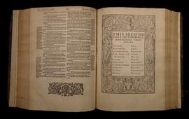 Женевская Библия с картой Великой Армении