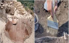 Древние артефакты с кургана Нор Айкаджур