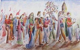 О древних традициях Армении - Кавор