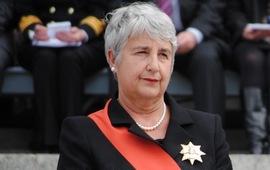 Србуи Элиас - Главный судья Новой Зеландии