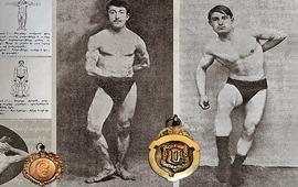 История армянских спортсменов в Османской Турции