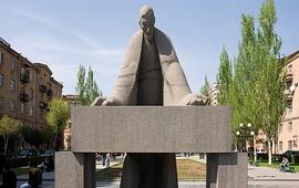 Александр Таманян - История Еревана в Камне