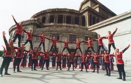 Армянский народный танец Кочари