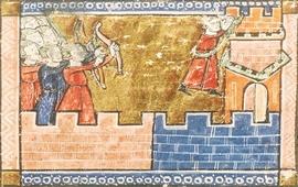 Гордая армянка первая королева Иерусалима
