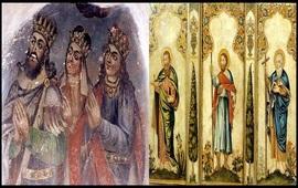 Художники армяне с мировым именем