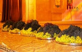 Приближается праздник освящения винограда
