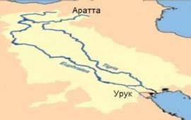 Первое армянское государственное образование - Аратта