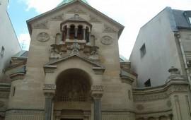Армянские достопримечательности в Париже