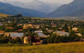 Живописное село Дсех - Лори - Армения