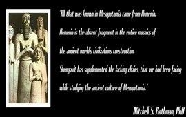 В Месопотамию цивилизация пришла из Армении