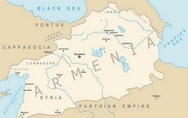 Армянская империя или Историческая Армения?