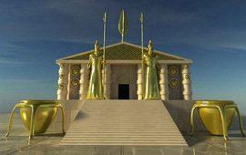 В Ираке обнаружены остатки давно потерянного храма Мусасира