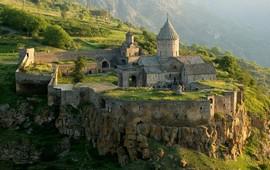 Армянская история, еда и не только