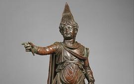 В Египте найдена статуэтка армянского мальчика