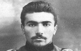 Капитан Мосесов - Герой Первой республики