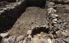Новые раскопки в Армении - Крепость Солак 1