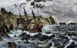 О найденном торговом армянском судне XVII века