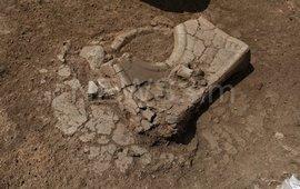 Армения - Раскопки в Гехароте