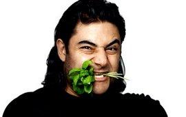 Вегетарианец Патрик Бабумян - Самый сильный