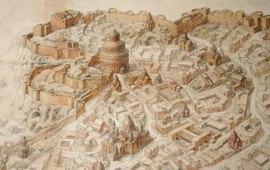 Трехмерная модель руин Ани