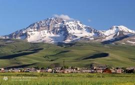 Легенда трона Ара Прекрасного и горы Арагац