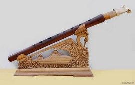 История распространения музыкальных инструментов