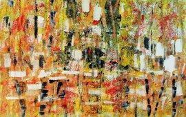 Брошенные картины армянского художника