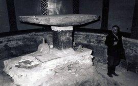 Находка под храмом в Эчмиадзине
