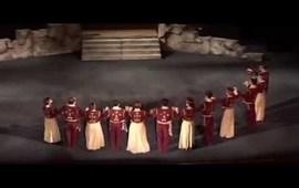 Лорке - Один из обрядовых круговых танцев армян