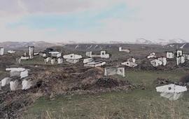 В горах Армении - Руины города призрака