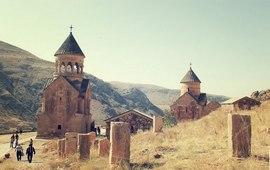 Дом части Креста - Монастырь Нораванк
