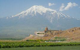Арарат - Армянское нагорье - Начало возрождения человечества