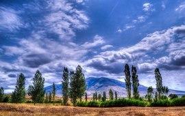 Кладбище великанов у подножья горы Ара-лер