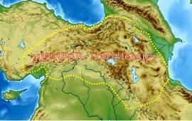 Страна Аратта в шумерских источниках