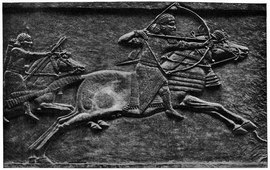 Ванское царство и Ассирия при царе Ашшурбанапале