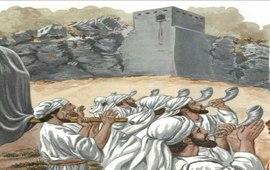 Ни одно из центральных событий истории евреев не подтвердилось