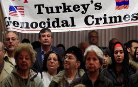 Последствие геноцида - Вынужденная эмиграция