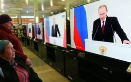 Не ищите логики в кремлевском психозе