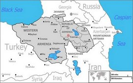 Турецкие СМИ об Амшене