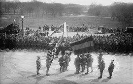 14 апреля 1920 - Армянский парад в Вашингтоне
