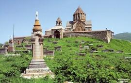 Арцах - Храм Гандзасар - Свидетель и Хранитель истории