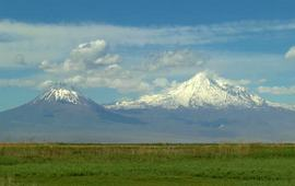 Легендарная гора Арарат