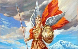 Легенда мудрой богини Нанэ и города Муш