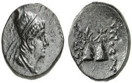 Гора Арарат на исторических армянских монетах